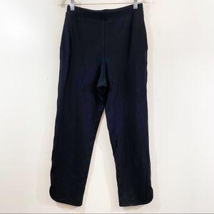 Lululemon Black Casual High Rise Pants Sz 6